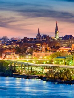 Top 8 Romantic Places To Visit at Night in Washington DC