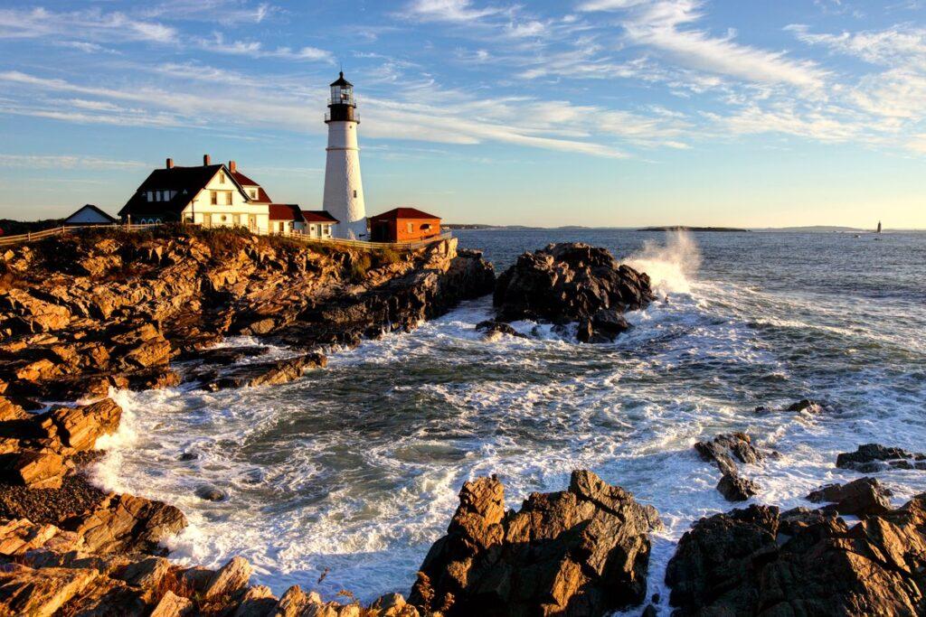 Die besten Reiseziele in Maine in diesem Sommer