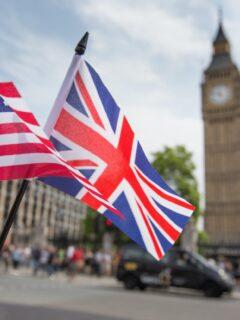 U.S/U.K Travel Corridor Unlikley To Begin This Summer