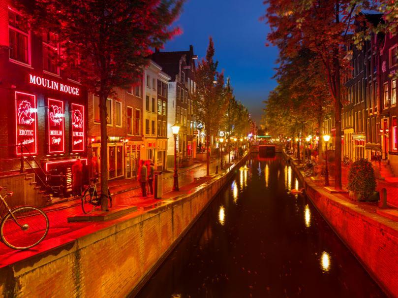 De Wallen van Amsterdam