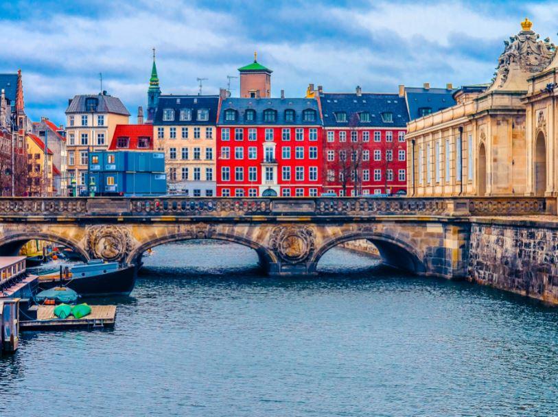 bridge canal denmark