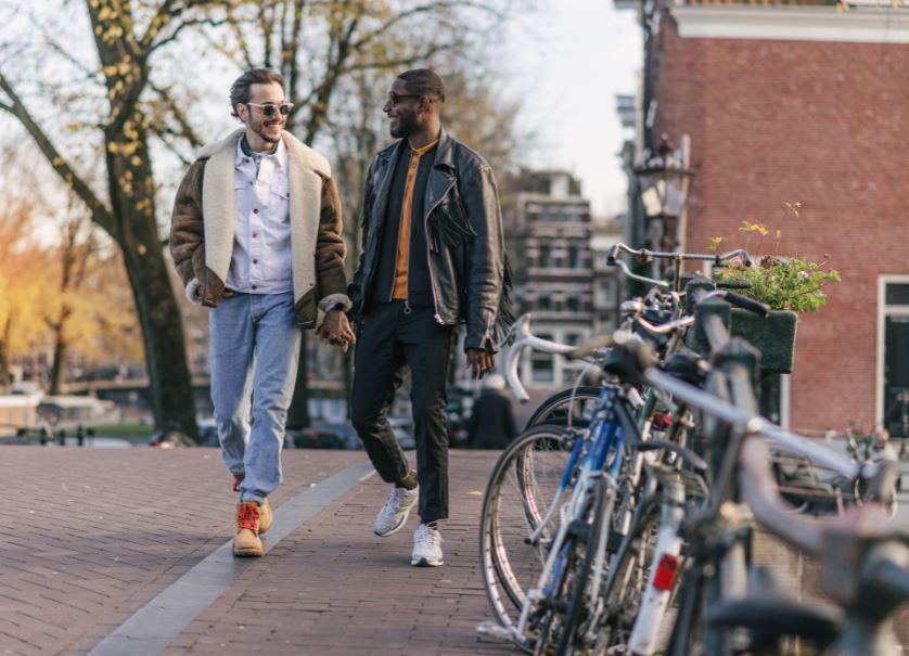 Paar handen Nederland