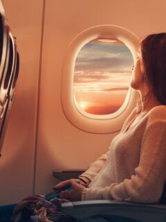 Five Things To Do On A Long Flight (And Two Things To Avoid!)