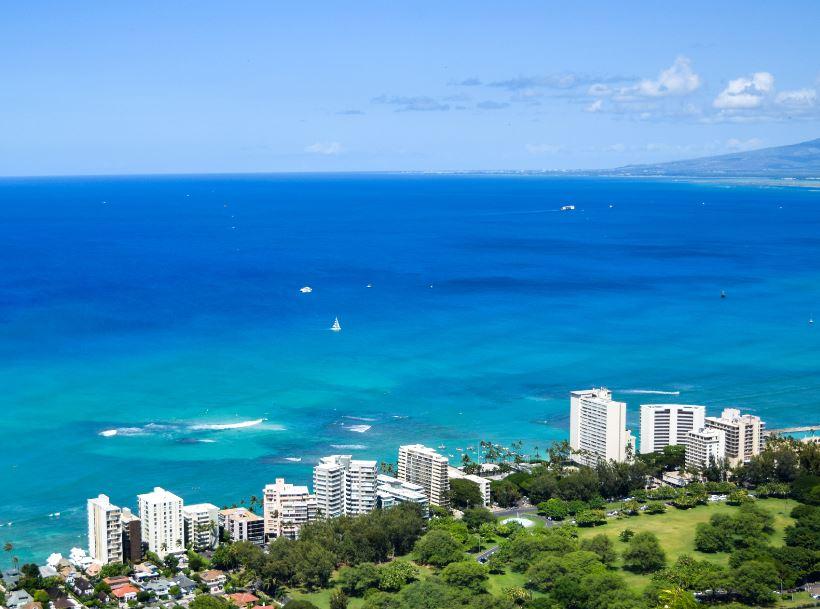 hawaii honolulu city