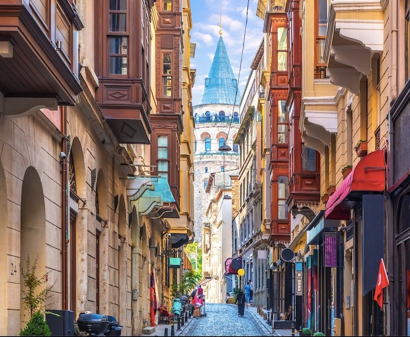 istanbul turkey tourism june 2021