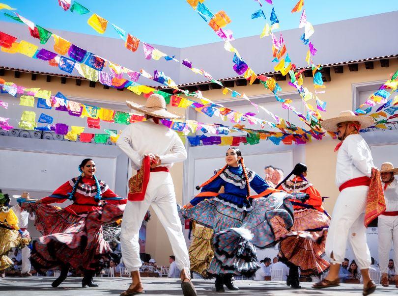 mexico dancing