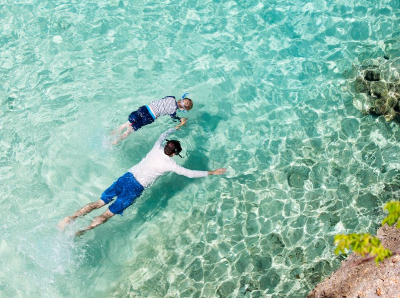 snorkelling caribbean