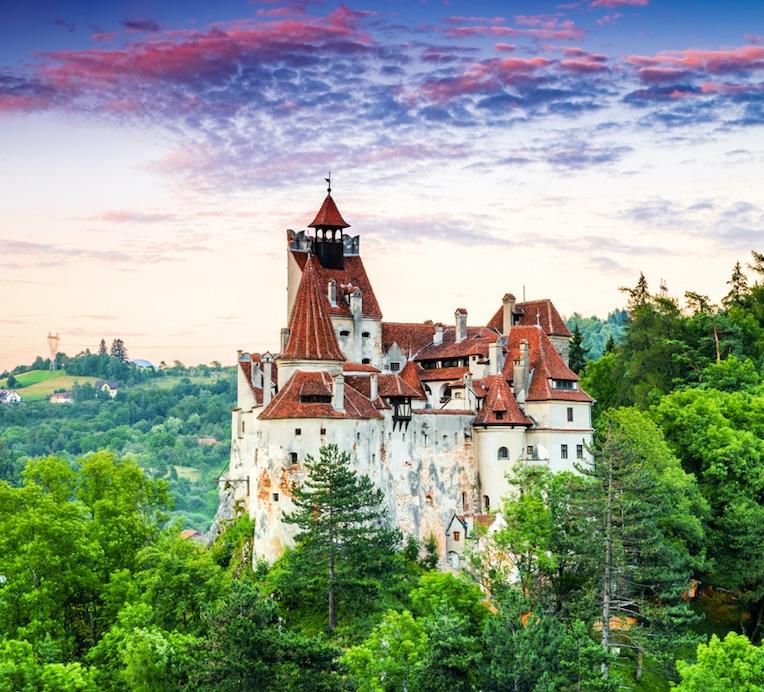 Castelul Bran, Transilvania, România