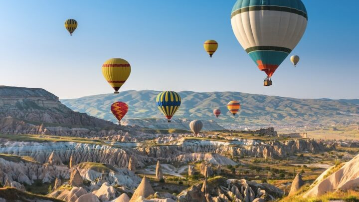 Turkey Allows Vaccinated Tourists To Skip Testing