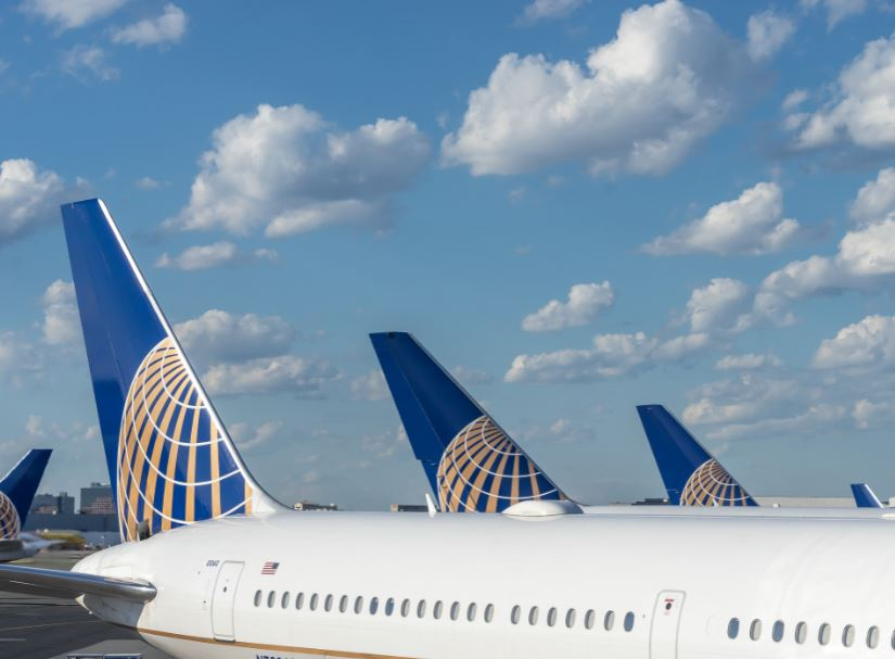 united airlines airplanes