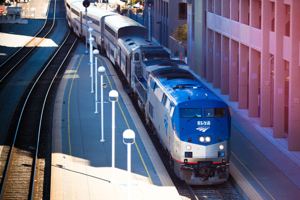 Amtrak Is Investing Over $7 Billion In New Fleet Of Modern Trains In The U.S.