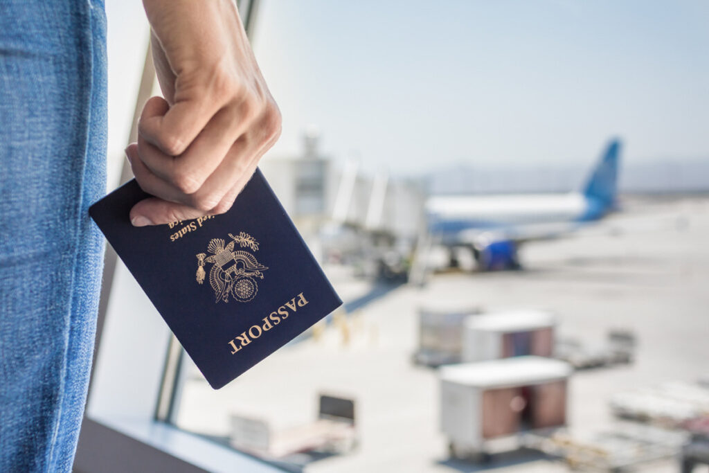 Demand For Travel Abroad Causing 18 Week Wait For Passports In The US