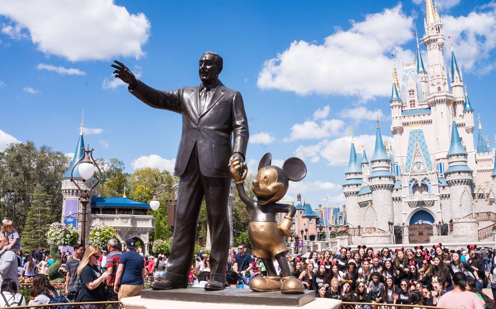 Disney Theme Parks To Require Masks Indoors For Visitors Once More