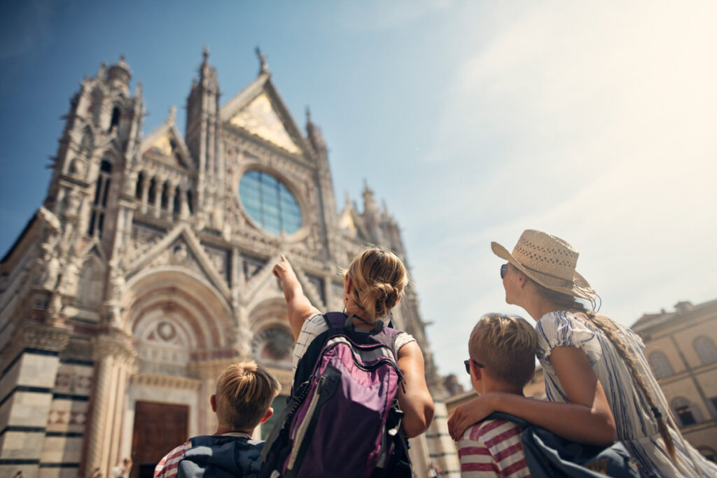 Europe Launching New Campaign to Attract U.S. and Canadian Travelers