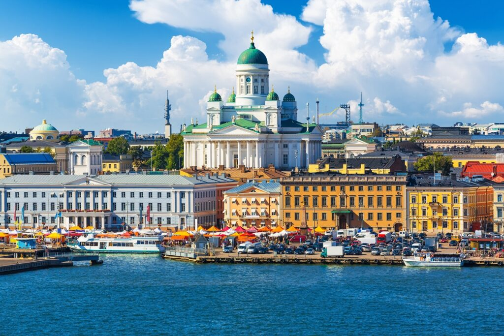 Finland Officially Reopens To All Vaccinated Tourists