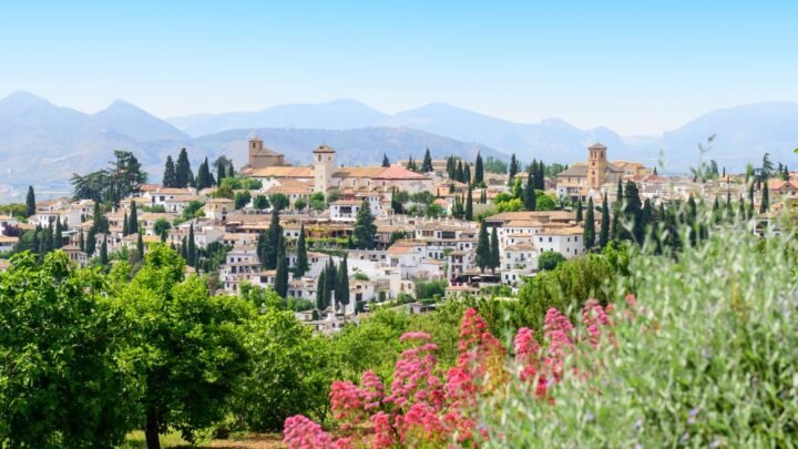 Five Don't Miss Destinations In Andalusia
