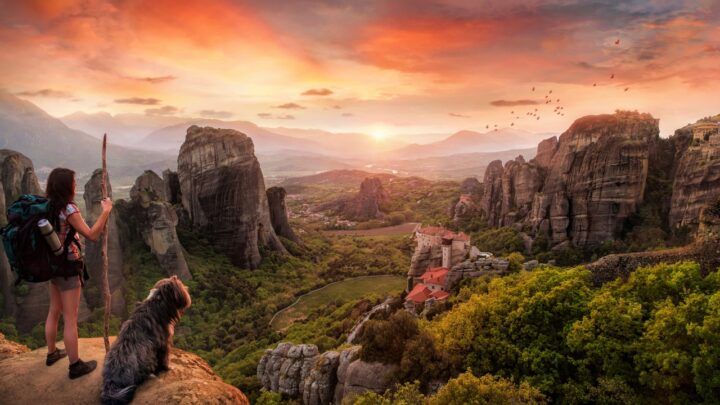 7 Unbelievable Natural Wonders To See On Your Summer Holiday In Greece