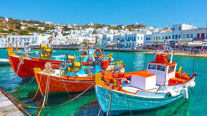 Greece May Enforce Restrictions On Greek Islands