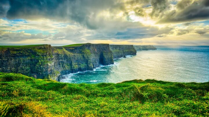 Ireland Officially Reopens To U.S Travelers
