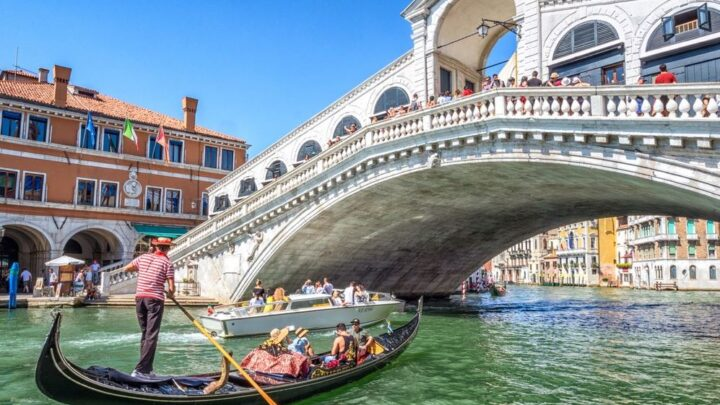 Italian Government Bans Cruise Ships From Entering Venice