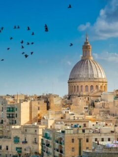 Malta Changes Entry Restrictions To Allow Only Fully Vaccinated Travelers Entry