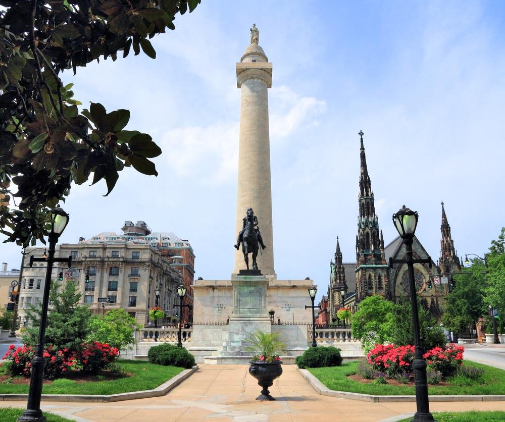 Mount Vernon Baltimore.