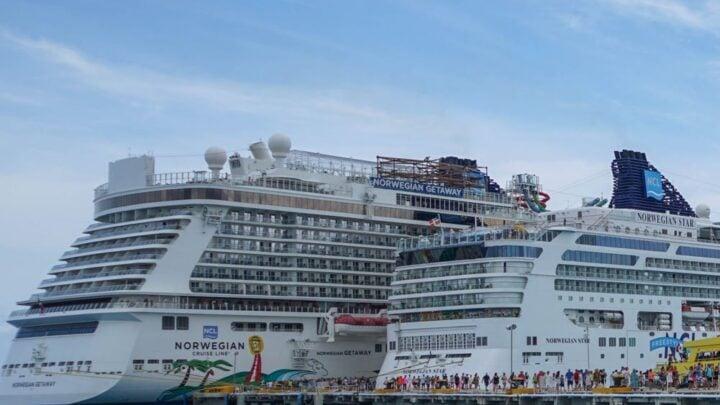 Norwegian Cruise Line Sues Florida Over Vaccine Passport Ban