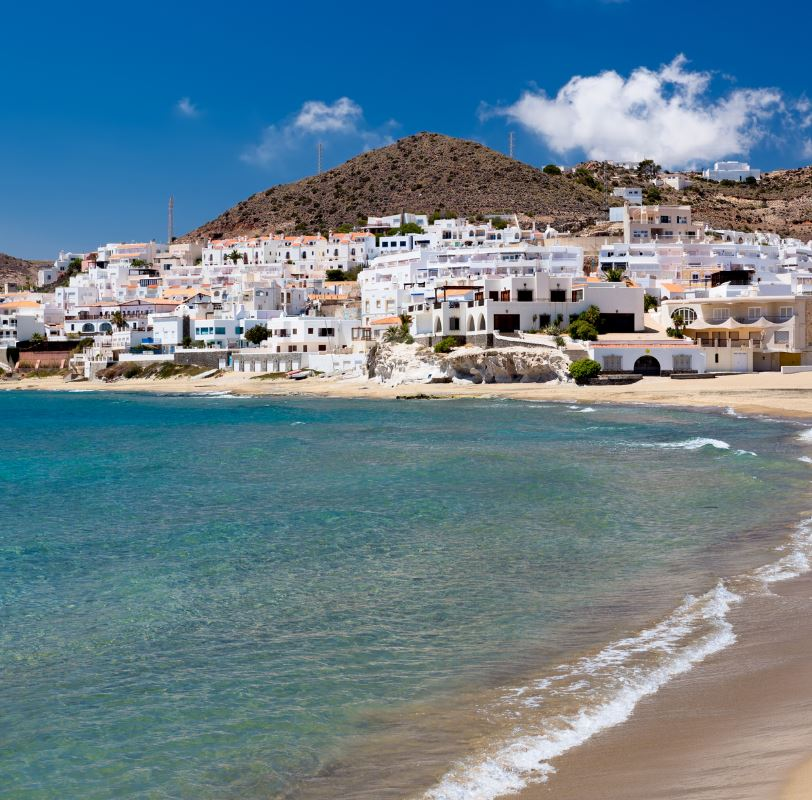 San Jose almeria, beach and seashore