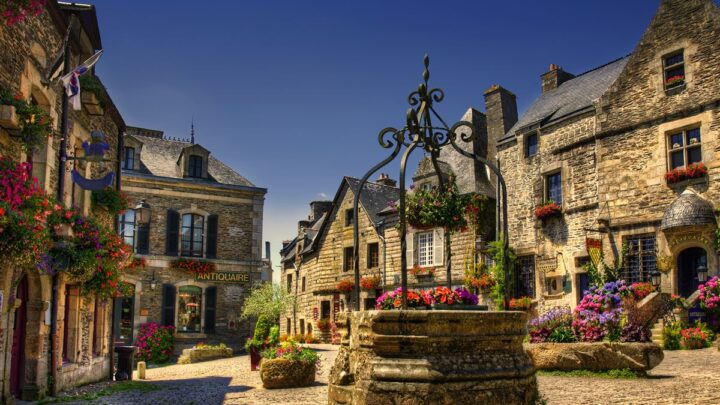 Six Glorious Destinations in Brittany, France
