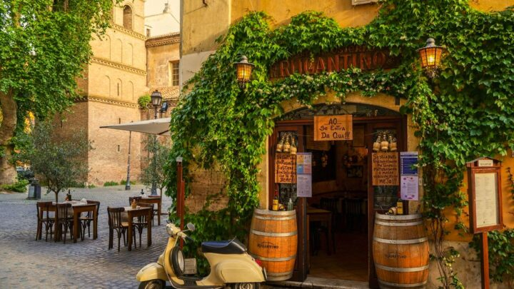 Six reasons to put Rome on your bucket list