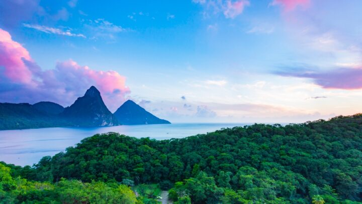 Six Reasons To Visit St. Lucia