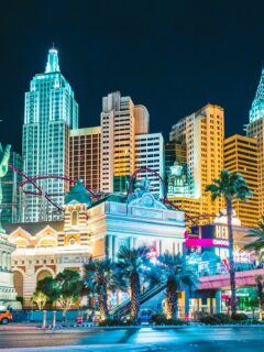State Officials Warn Against Travel To Las Vegas As Cases Surge