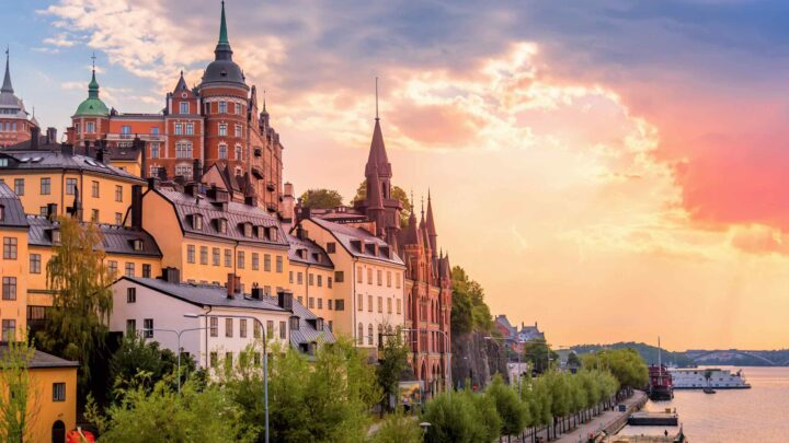 Sweden Officially Reopens To U.S. Tourists
