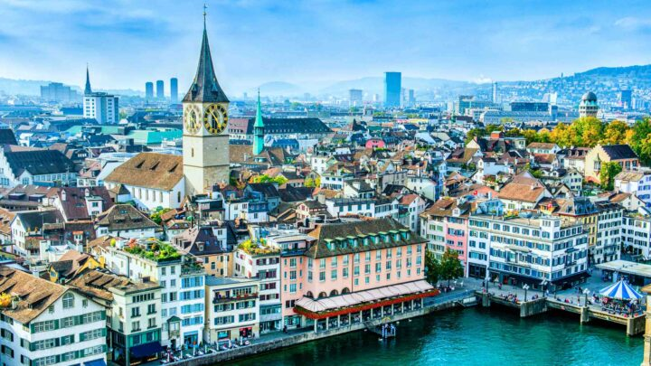 Switzerland Reopens To U.S and Canadian Travelers