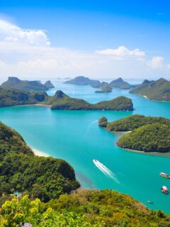 Thailand's Samui Plus Sandbox Launches For Travelers From Today