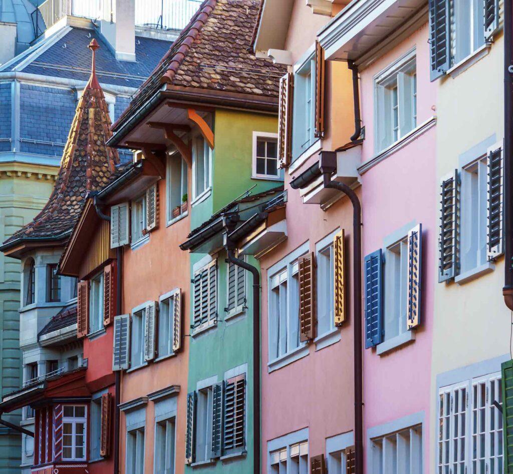 Zurich Houses