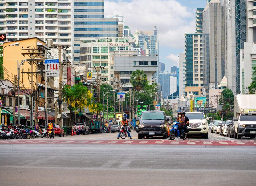 bangkok intersections