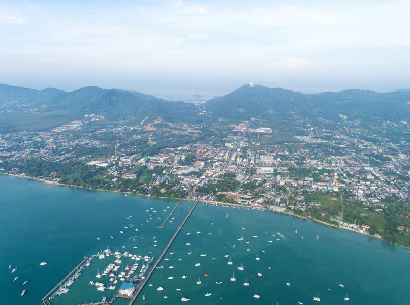 chalong bay phuket