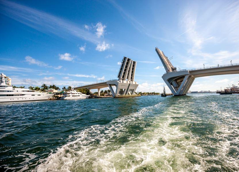 flordia cruise bridge