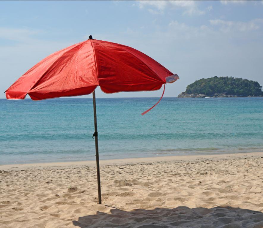 kata beach umbrella