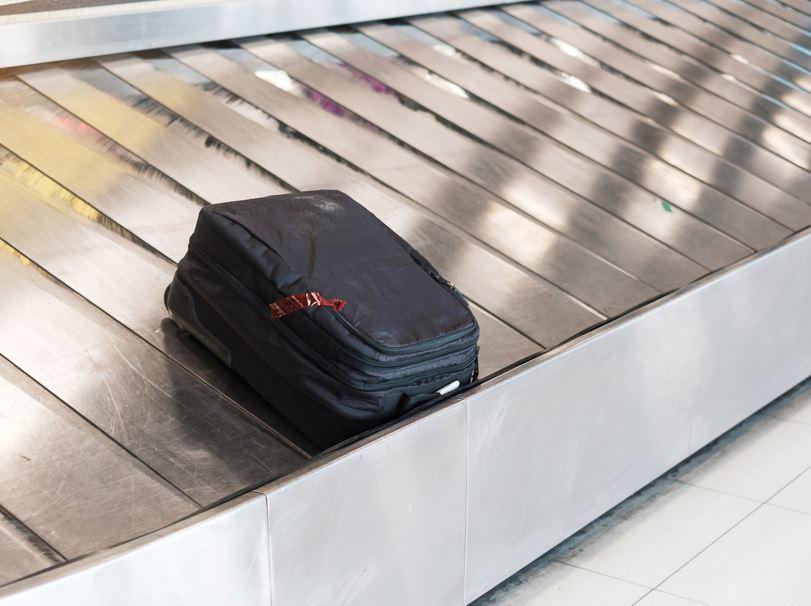 luggage suitcase conveyor belt