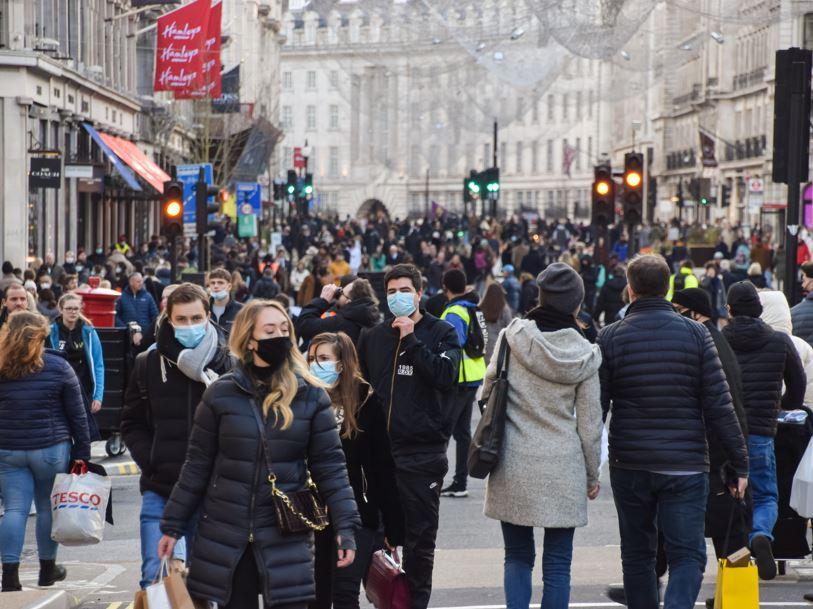 masks london