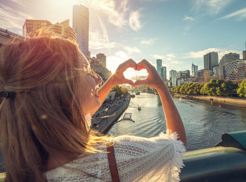 melbourne love australia