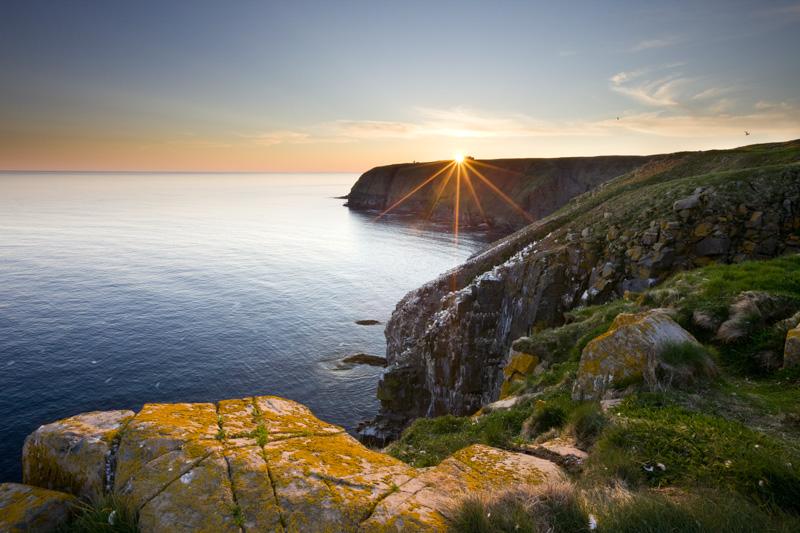 sunrise newfoundland