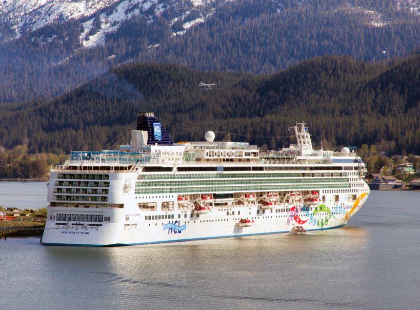 norwegian pearl ship alaska