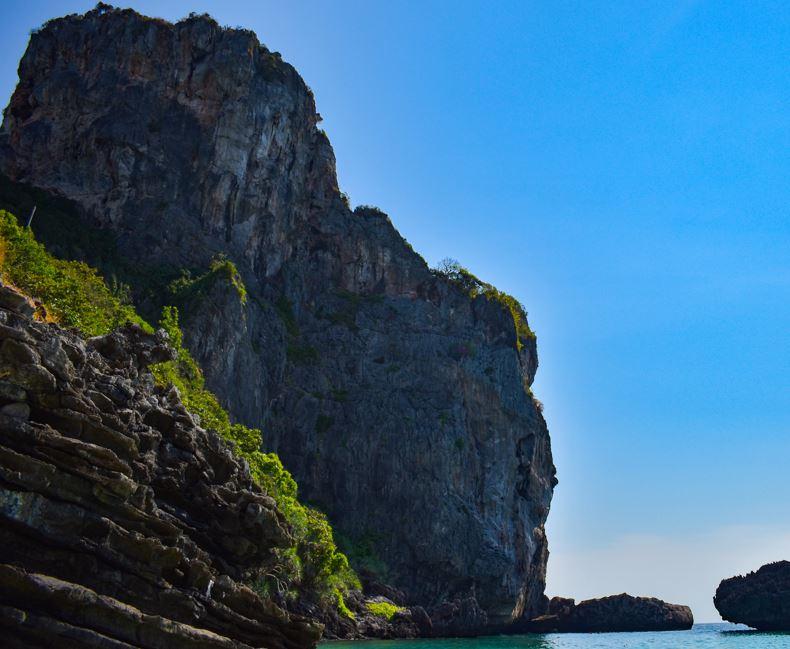 phuket limestone karsts thailand