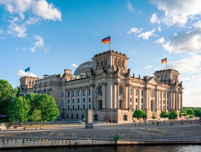 Reichstag-Berlin-Deutschland