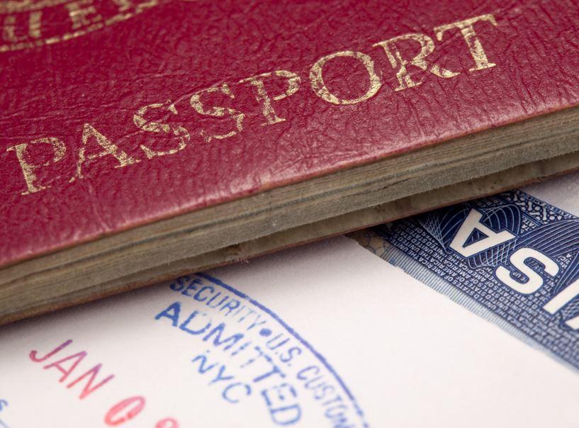 uk passport visa