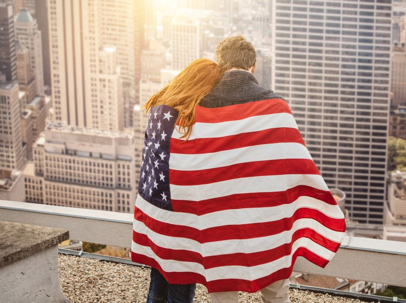 us americans flag
