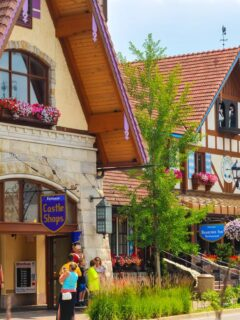 10 US Destinations with European Ambience